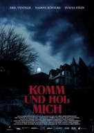 Komm und hol' mich - German Movie Poster (xs thumbnail)