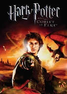 Harry Potter and the Goblet of Fire - DVD cover (xs thumbnail)
