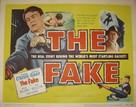 The Fake - Movie Poster (xs thumbnail)