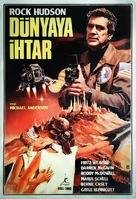 """""""The Martian Chronicles"""" - Turkish Movie Poster (xs thumbnail)"""