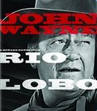 Rio Lobo - Blu-Ray cover (xs thumbnail)