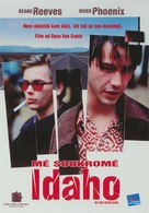 My Own Private Idaho - Czech Movie Cover (xs thumbnail)