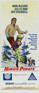 The King's Pirate - Australian Movie Poster (xs thumbnail)