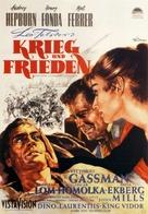 War and Peace - German Movie Poster (xs thumbnail)