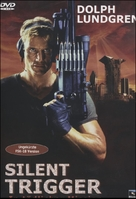Silent Trigger - German DVD cover (xs thumbnail)