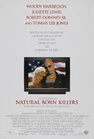 Natural Born Killers - Movie Poster (xs thumbnail)