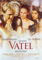Vatel - German Movie Poster (xs thumbnail)
