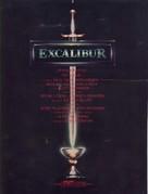 Excalibur - Movie Poster (xs thumbnail)