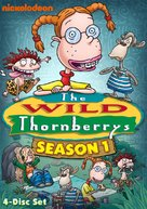 """The Wild Thornberrys"" - DVD movie cover (xs thumbnail)"