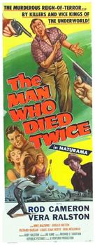 The Man Who Died Twice - Movie Poster (xs thumbnail)