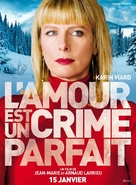 L'amour est un crime parfait - French Movie Poster (xs thumbnail)
