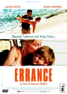 Errance - French Movie Cover (xs thumbnail)