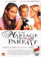 The Wedding Planner - French DVD cover (xs thumbnail)