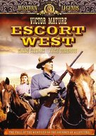 Escort West - DVD cover (xs thumbnail)