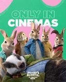 Peter Rabbit 2: The Runaway - British Movie Poster (xs thumbnail)
