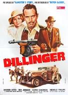 Dillinger - Italian Movie Poster (xs thumbnail)