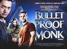 Bulletproof Monk - British Movie Poster (xs thumbnail)