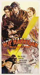 Hop Harrigan - Re-release poster (xs thumbnail)