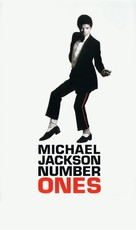 Michael Jackson: Number Ones - Movie Cover (xs thumbnail)