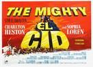 El Cid - British Movie Poster (xs thumbnail)
