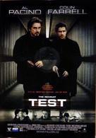 The Recruit - Czech Movie Poster (xs thumbnail)