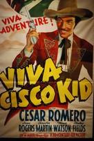Viva Cisco Kid - Movie Poster (xs thumbnail)