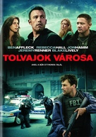 The Town - Hungarian Movie Cover (xs thumbnail)