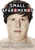 Small Apartments - Movie Poster (xs thumbnail)