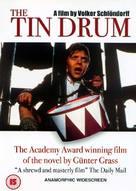 Die Blechtrommel - British DVD movie cover (xs thumbnail)