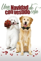 A Christmas Wedding Tail - Mexican DVD movie cover (xs thumbnail)