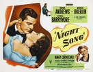 Night Song - Movie Poster (xs thumbnail)