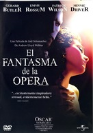 The Phantom Of The Opera - Spanish Movie Cover (xs thumbnail)