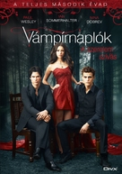 """The Vampire Diaries"" - Hungarian Movie Cover (xs thumbnail)"