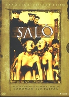 Salò o le 120 giornate di Sodoma - Finnish DVD cover (xs thumbnail)
