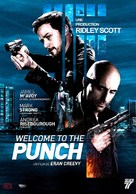 Welcome to the Punch - French DVD movie cover (xs thumbnail)
