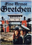 Eine Armee Gretchen - German Movie Poster (xs thumbnail)