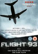 Flight 93 - British DVD movie cover (xs thumbnail)