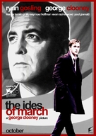 The Ides of March - Canadian Movie Poster (xs thumbnail)