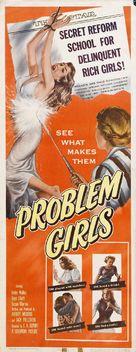 Problem Girls - Movie Poster (xs thumbnail)