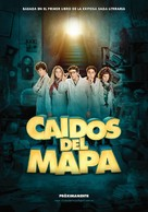 Caídos del mapa - Argentinian Movie Poster (xs thumbnail)