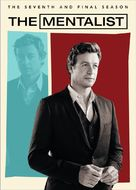 """The Mentalist"" - DVD movie cover (xs thumbnail)"