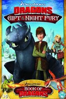Book of Dragons - British DVD movie cover (xs thumbnail)