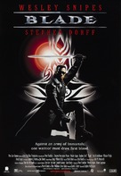 Blade - Video release movie poster (xs thumbnail)