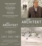 Der Architekt - German Movie Poster (xs thumbnail)