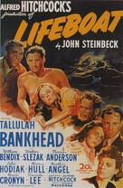 Lifeboat - Movie Poster (xs thumbnail)