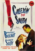 Dead Reckoning - Spanish Movie Poster (xs thumbnail)