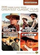 Pat Garrett & Billy the Kid - DVD movie cover (xs thumbnail)