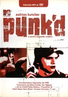 """Punk'd"" - Spanish DVD movie cover (xs thumbnail)"