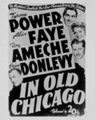 In Old Chicago - Movie Poster (xs thumbnail)