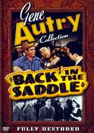 Back in the Saddle - DVD cover (xs thumbnail)